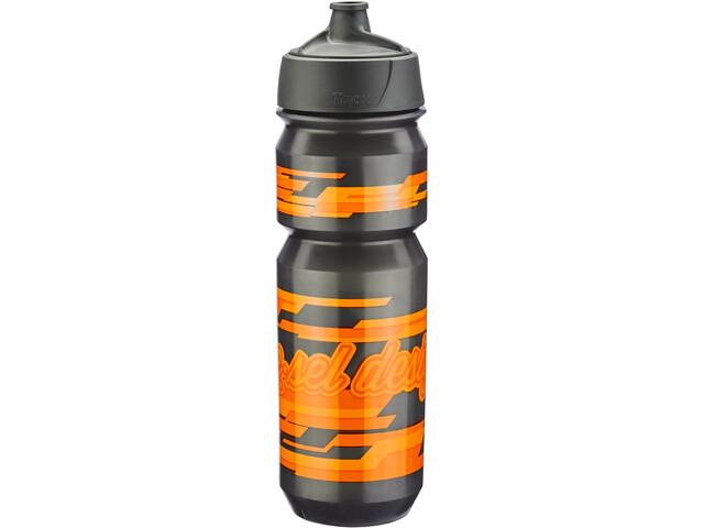 Riesel Design bot:tle 700ml, zwart/oranje